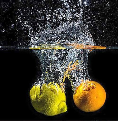 Serata tecnica acqua cibo e fantasia officina fotografica for Cibo tartarughe acqua